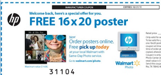 Free 16x20 Photo Poster