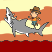 Shark Rodeo Online Game