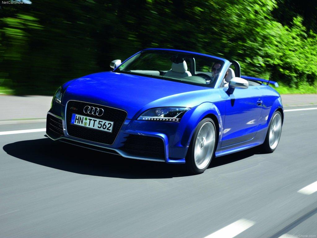 car models com 2010 audi tt rs roadster. Black Bedroom Furniture Sets. Home Design Ideas