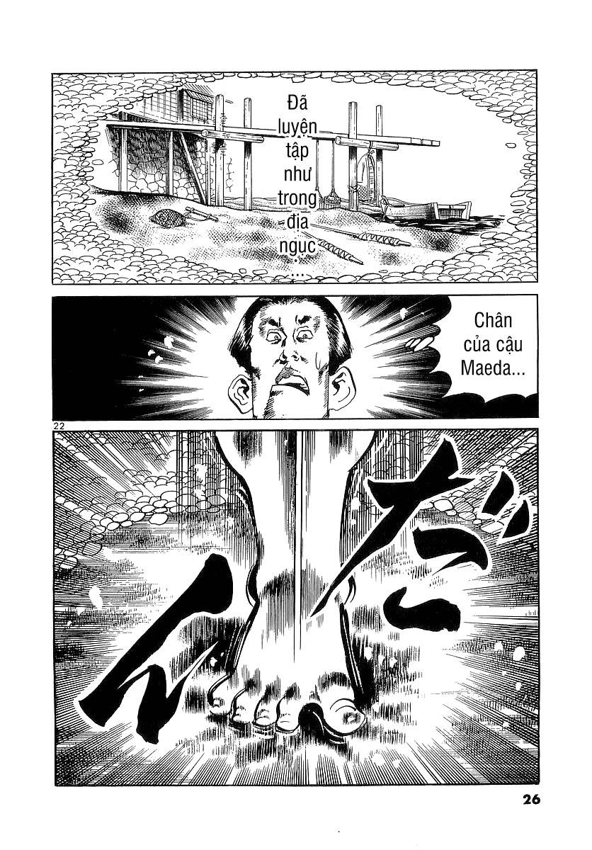 Conde koma trang 28