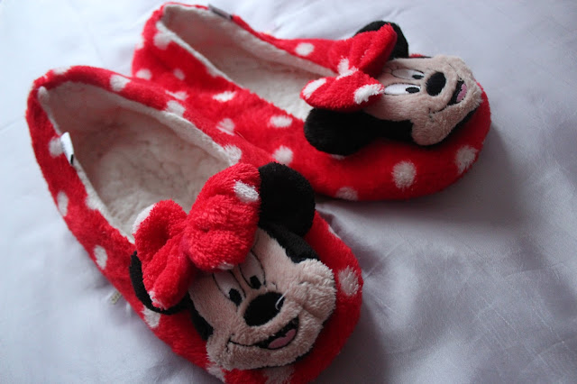 Primark minnie mouse slipper socks
