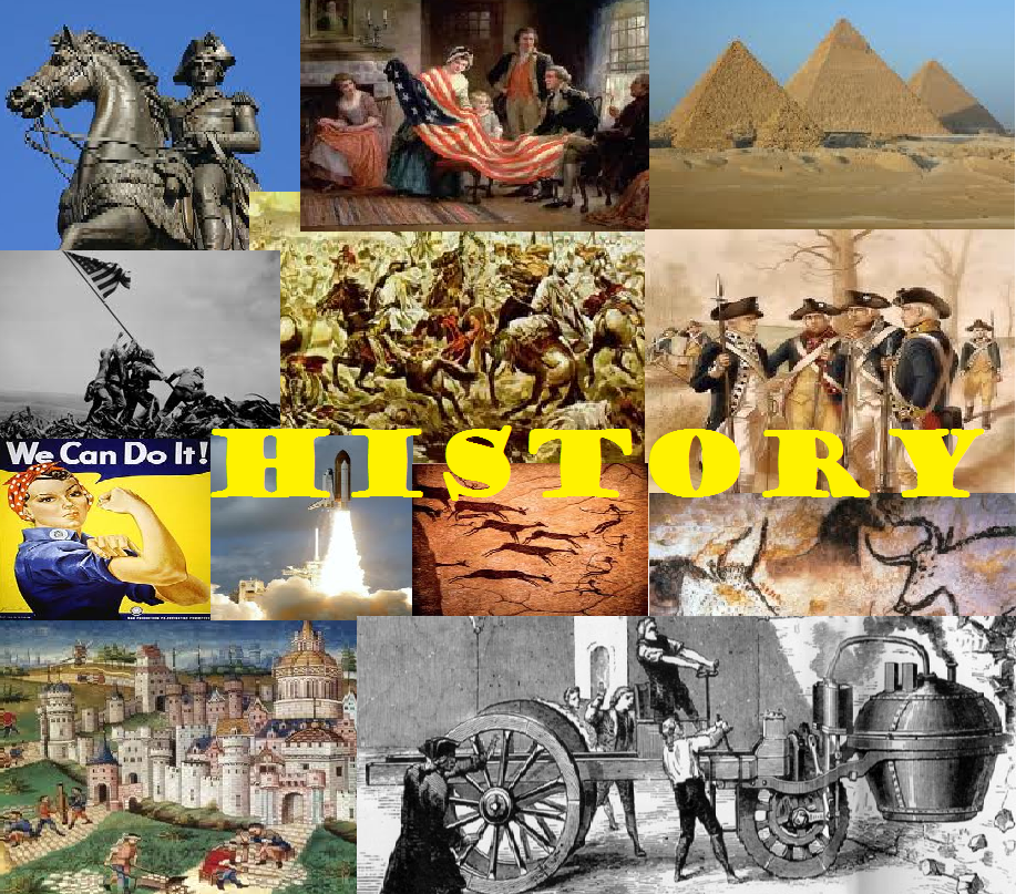 History: What is history?