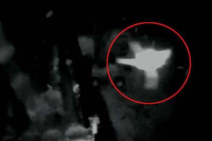 Kamera CCTV Rekam Penampakan Peri