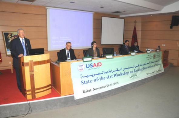 التحكم في اللغة العربية على رأس التدابير الإصلاحية التي سيتم الاشتغال عليها على المدى القصير