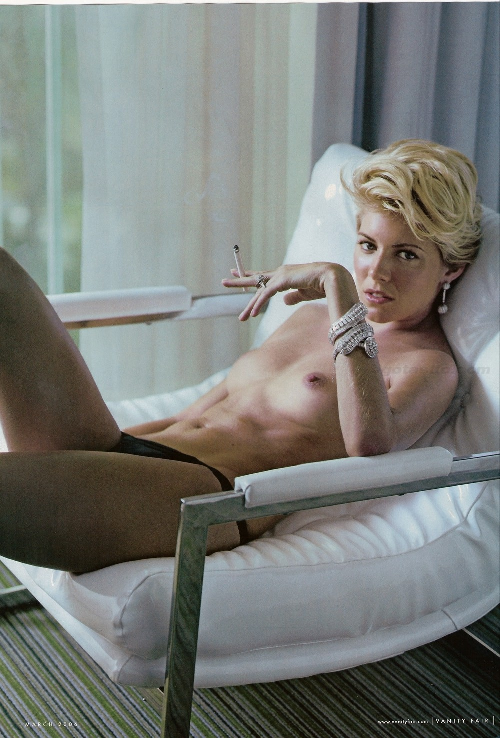 sienna miller real sexy pussy
