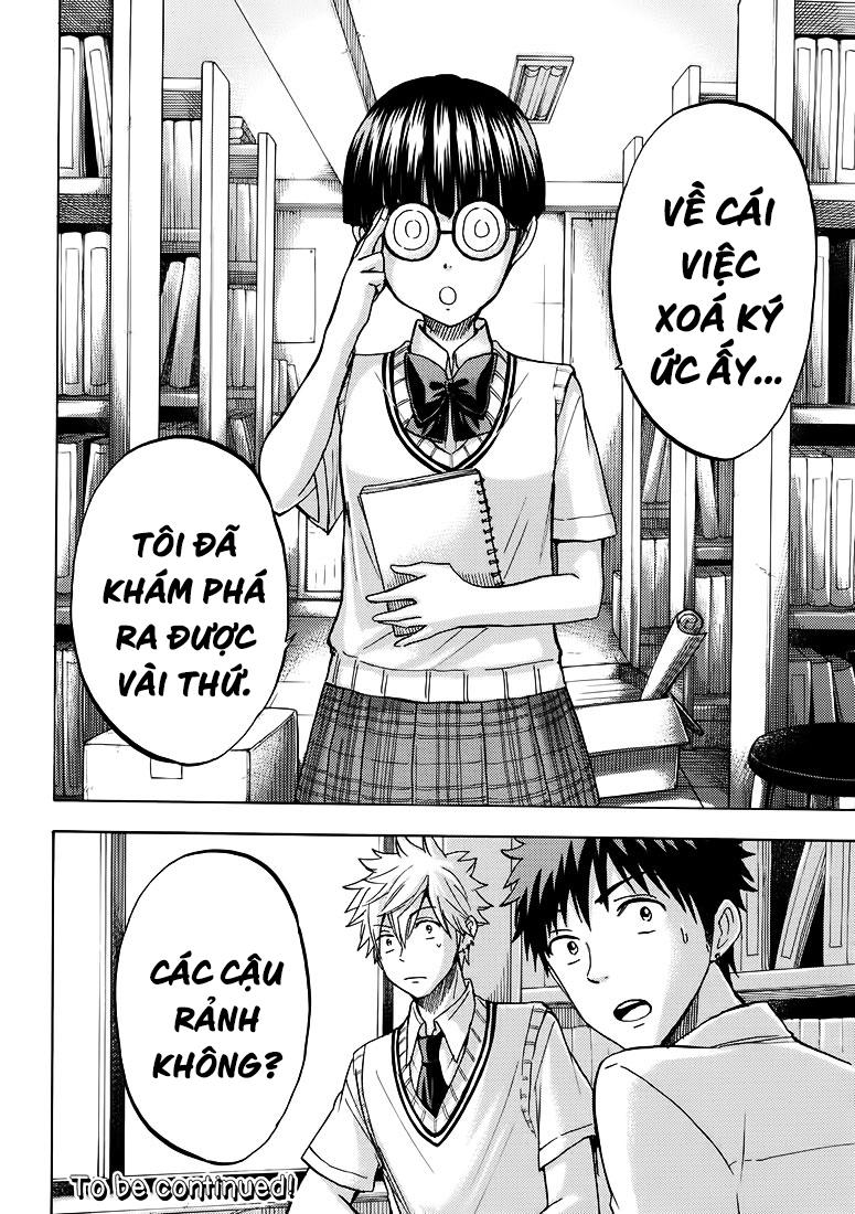 Yamada-kun to 7-nin no majo chap 206 Trang 21 - Mangak.info