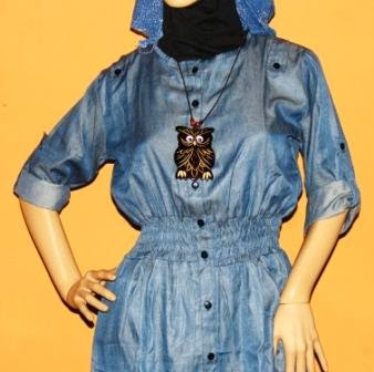 Blouse Denim
