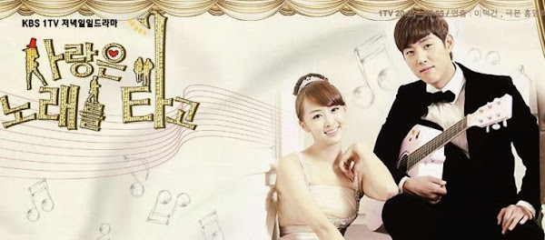 Melody Of Love Korean Drama