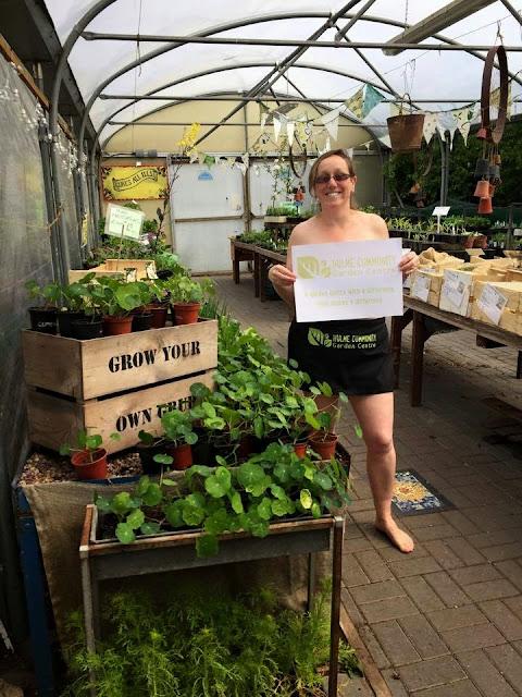 2 Μαΐου… η παγκόσμια ημέρα γυμνής κηπουρικής