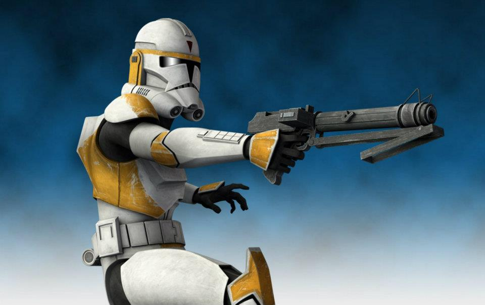 Clone Trooper Boil -Phase II-