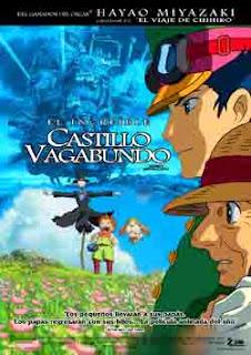 Poster de El Increible Castillo Vagabundo