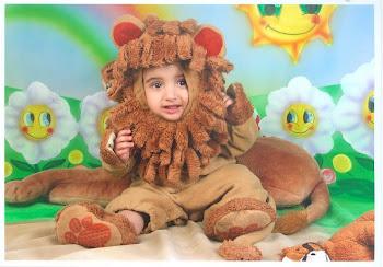 Gosto muito de te ver leãozinho...