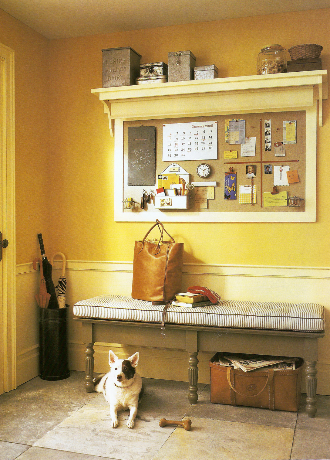 MARTHA MOMENTS: Excellent Entryways
