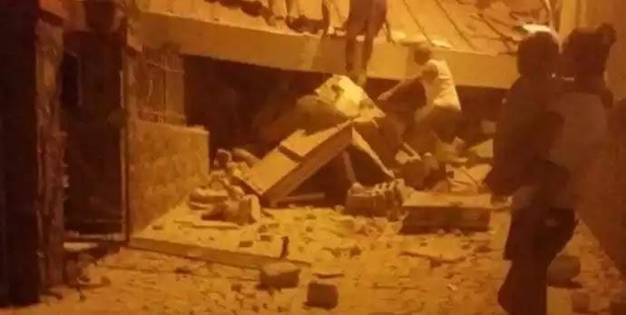 Σεισμός 4 Ρίχτερ στην Ιταλία - Δύο νεκροί και δεκάδες τραυματίες - Παιδιά θαμμένα στα συντρίμμια - ΒΙΝΤΕΟ