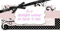 Spotlight Winner Dec 2015. Thank you!