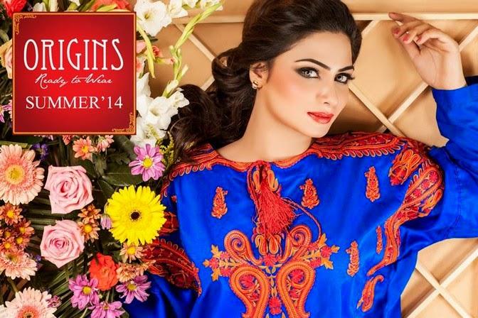 OriginsSummerDressesNewArrivals2014 Fashionhuntworldblogspot 10  - Origins Summer Dresses New Arrivals 2014