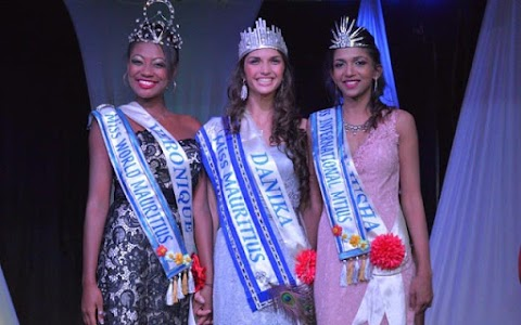 Miss Mauritius 2015