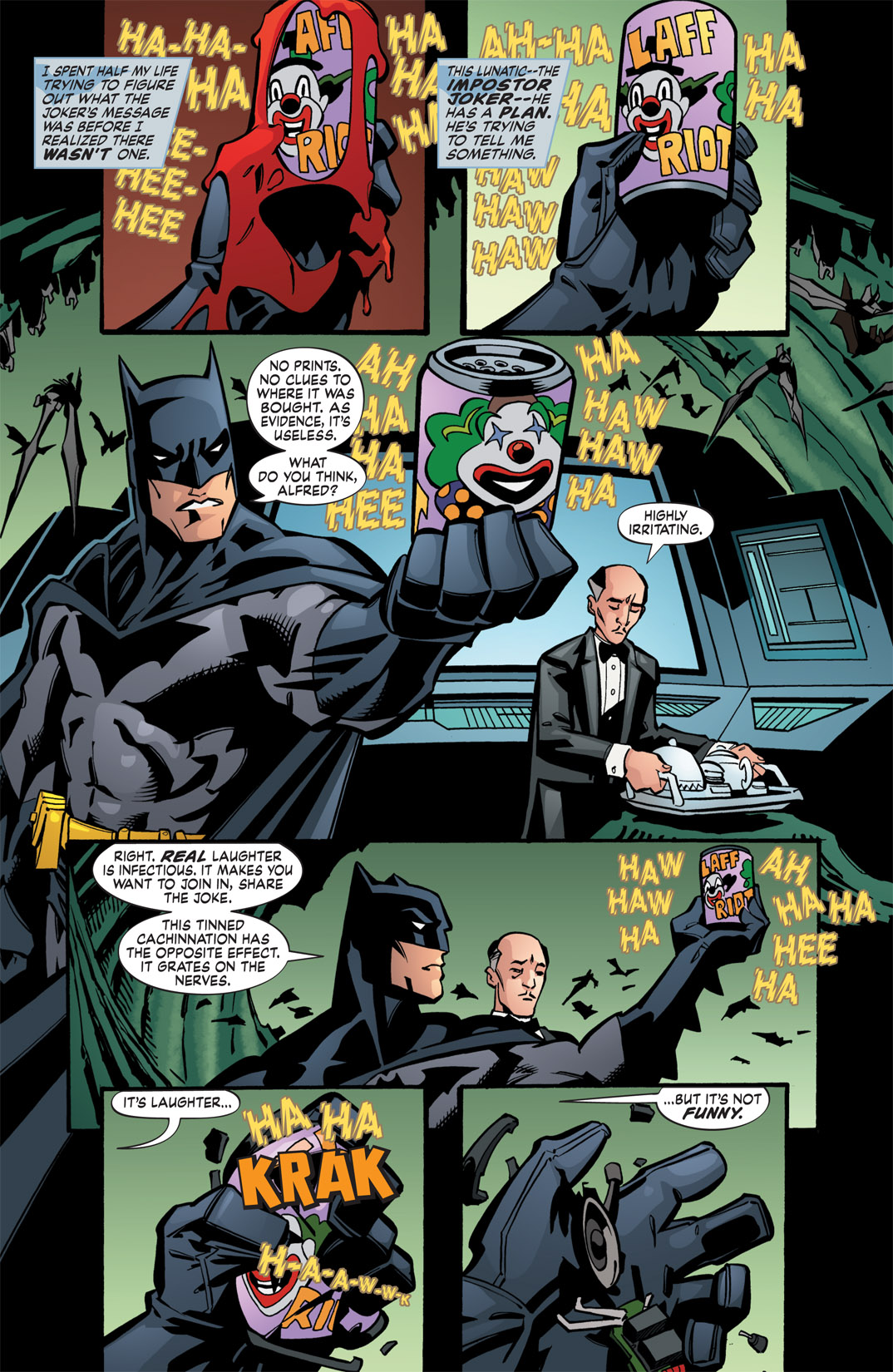Detective Comics (1937) Issue #869 Page 5