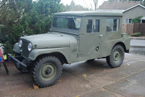 1960 Willys Jeep CJ6 For Sale - 4x4 Cars