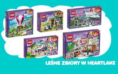 Do Wygrania Zestawy Lego Friends