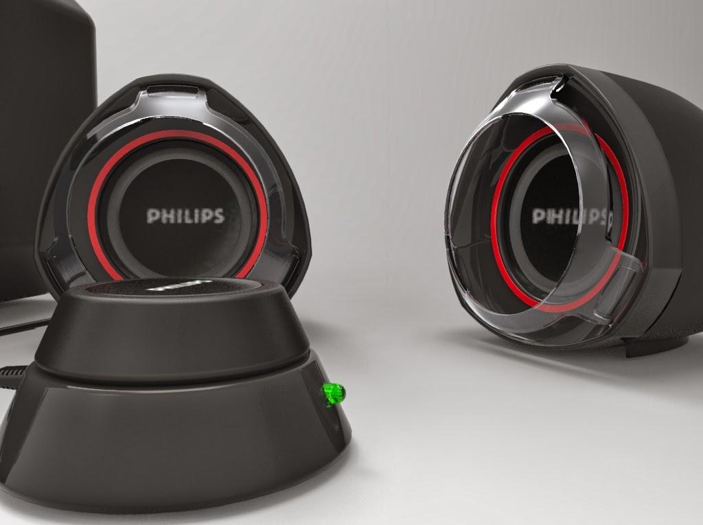 Enceintes Philips 2.1 Enceintes+Philips+SPA+5300.87
