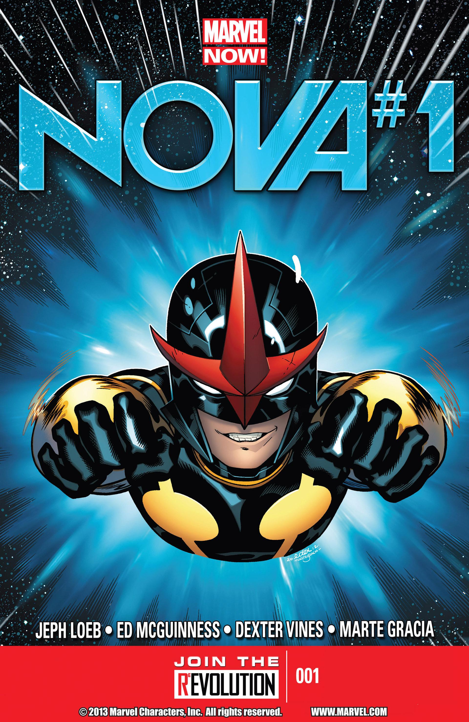 Nova (2013) - Chapter  1 | pic 1