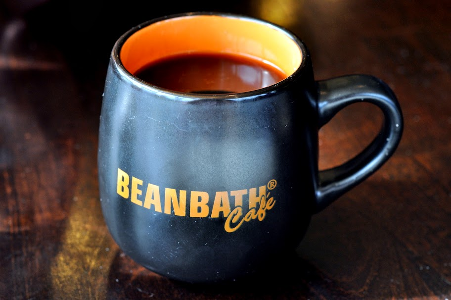 Cup of Coffee at the BeanBath Cafe - Bath, PA | Taste As You Go