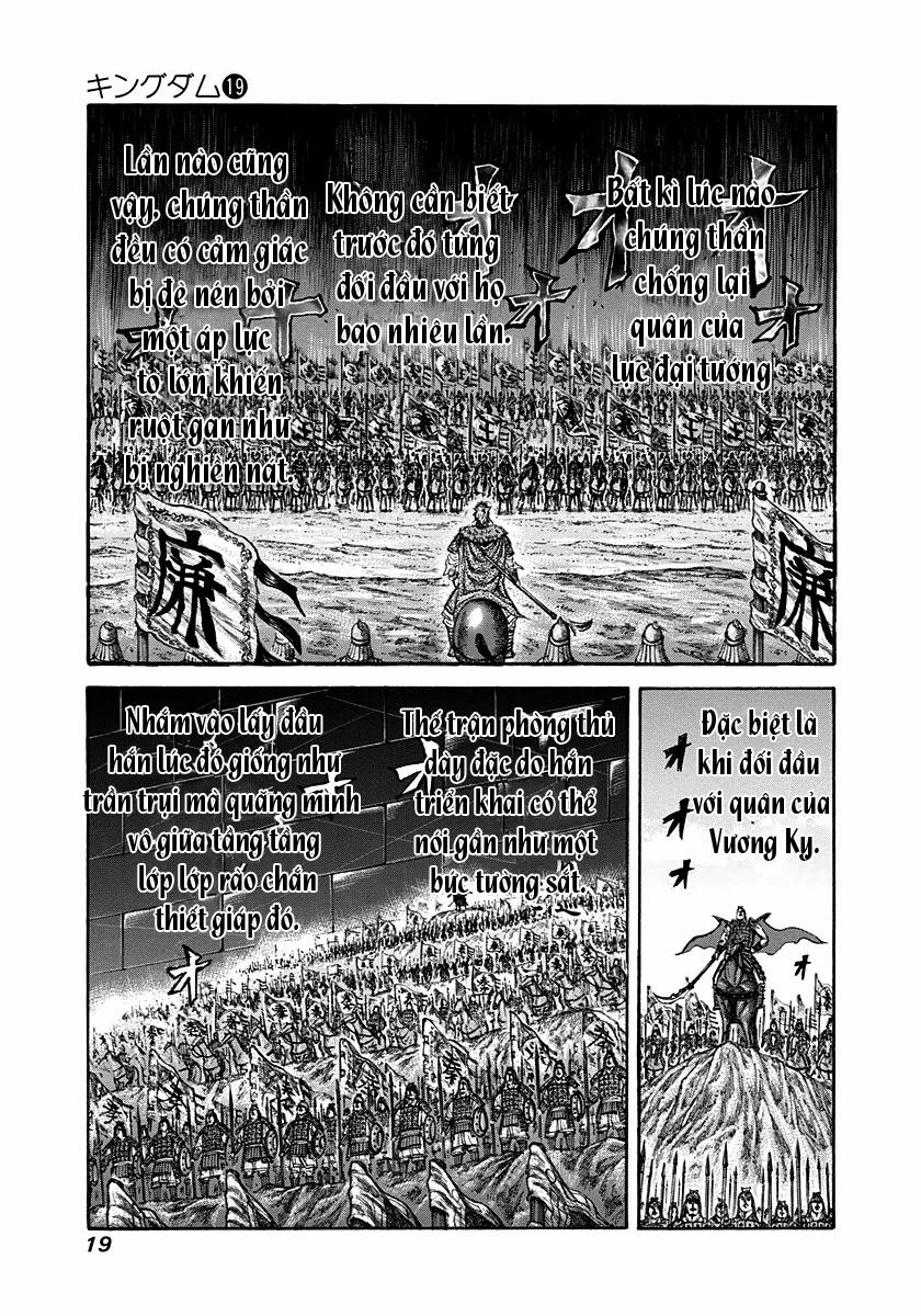 Kingdom – Vương Giả Thiên Hạ (Tổng Hợp) chap 196 page 19 - IZTruyenTranh.com