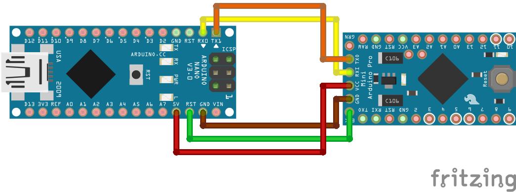 USBHOST add-on for Arduino Nano - Gravitech