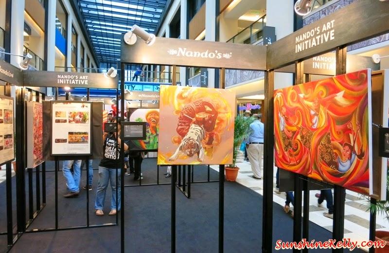 Nando's 2014 Art Initiative New Champions