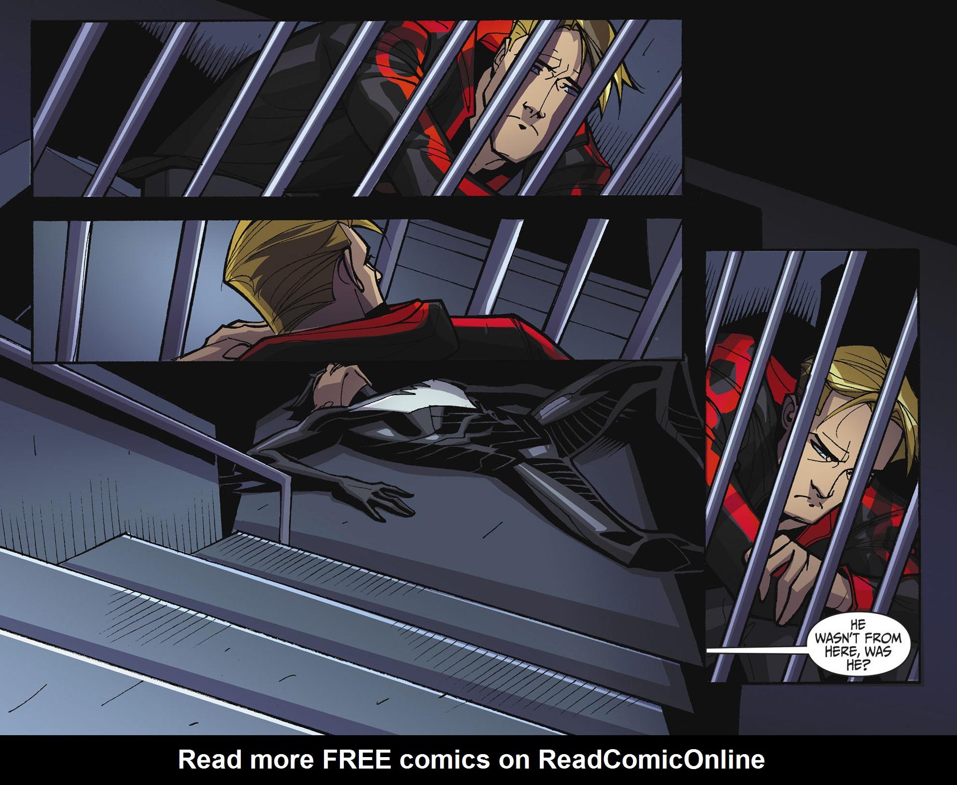 Batman Beyond 2.0 Issue #22 #22 - English 4
