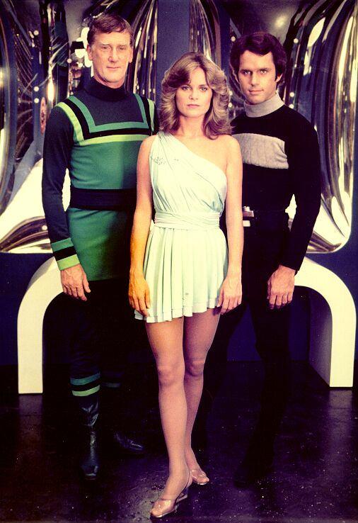 space1970: LOGAN'S RUN (1977) TV Series Publicity Stills