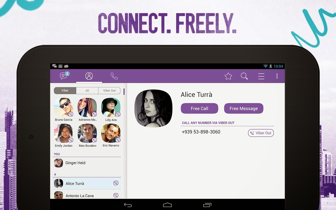 Viber For Windows 5.0 Full Free Download