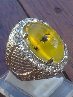 natural batu akik garut kuning