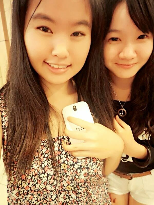 with stella ting xin ♥