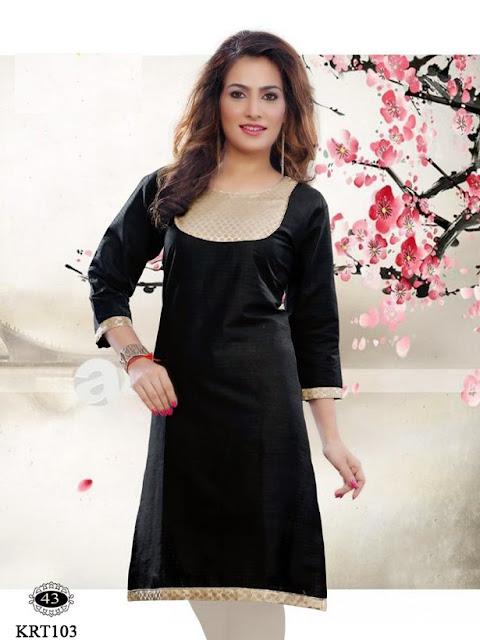 Buy Online Simple Kurti For Women