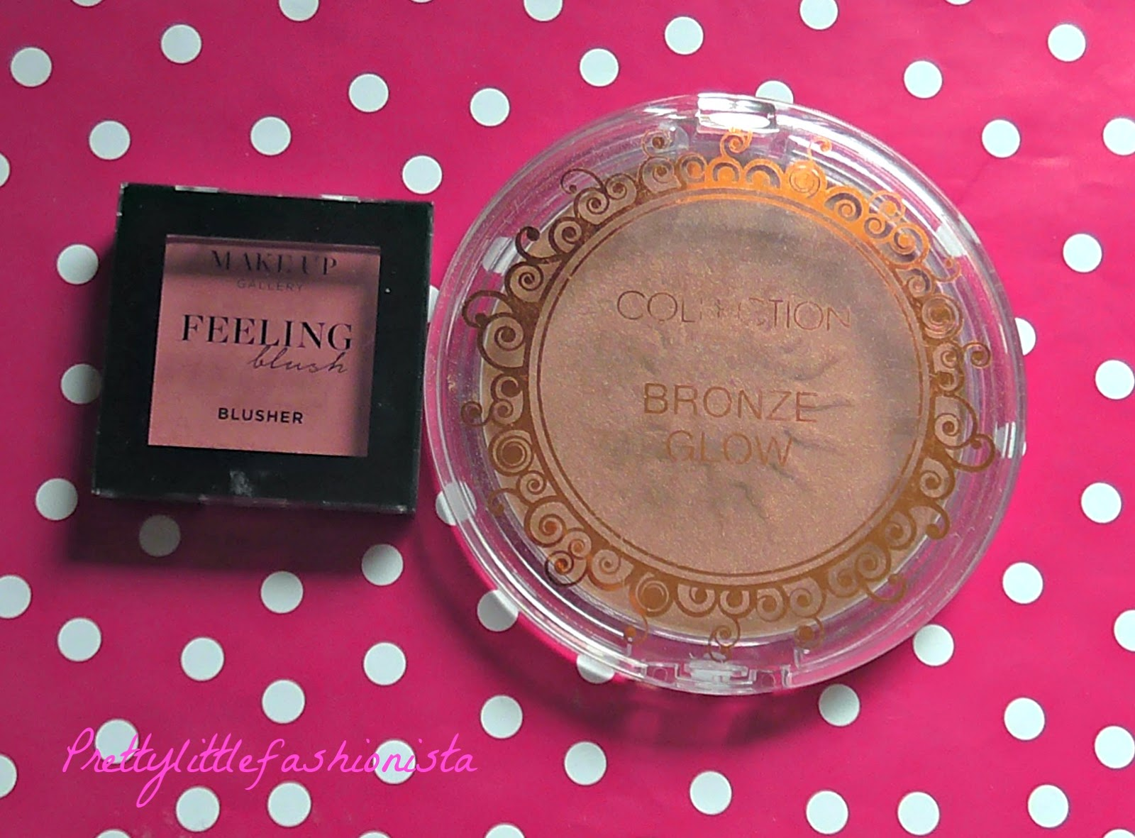 Makeup Gallery Blush in Candyfloss, Collection Bronze Glow in Sunkissed
