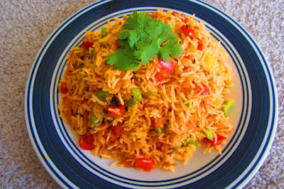 Welcome Foodie !!: Mexican Fried Rice