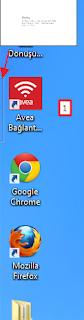Windows 8 de çalışan bir program nasıl kapatılır?