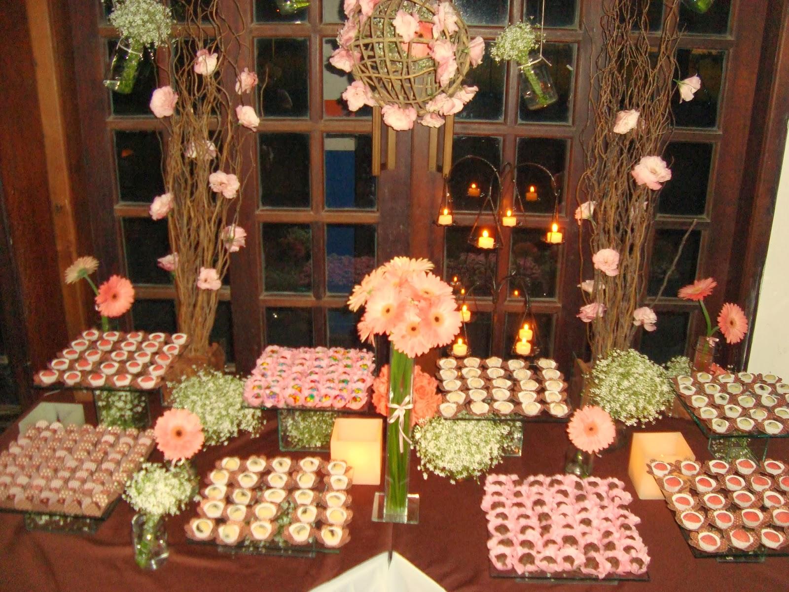 mesa de doces mesa de frutas decoração de 15 anos