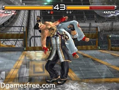 Download Tekken 5 For PC
