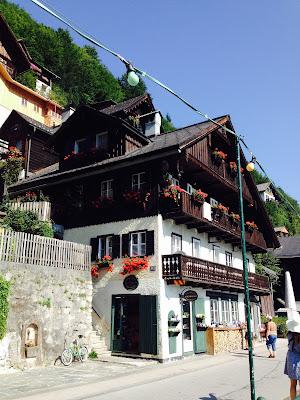 Krátky výlet  - Rakúsko