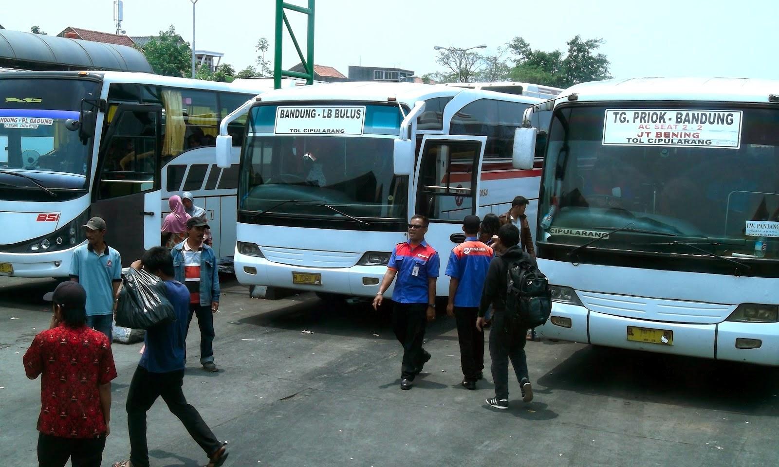 Menuju Situ Patenggang dari Terminal Leuwi Panjang