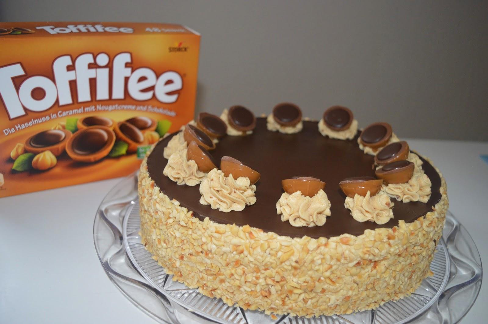 miss buttercake toffifee karamell torte. Black Bedroom Furniture Sets. Home Design Ideas