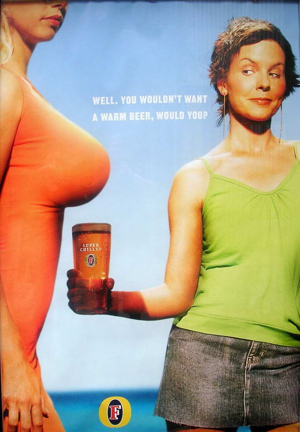 Creative Beer Ads
