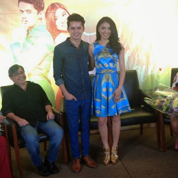 New ABS-CBN Series: On The Wings of Love starring James Reid and Nadine Lustre