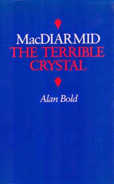 Alan Bold Hugh MacDiarmid