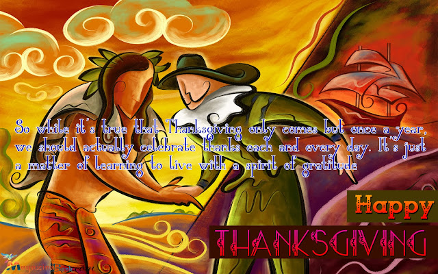 Happy Thanksgiving Day Everyone Wishes Greeting Cards Images 2013 (2)