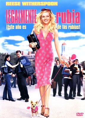 Legalmente Rubia 1 (2001) | DVDRip Latino HD Mega