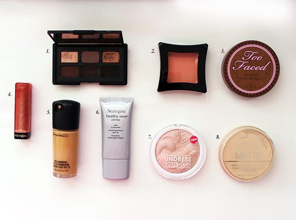 revlon lip butter pink truffle fotd makeup